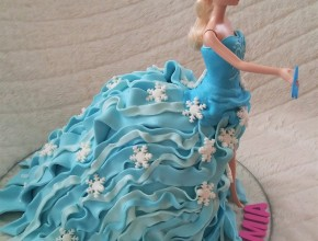 Seitenansicht Elsa