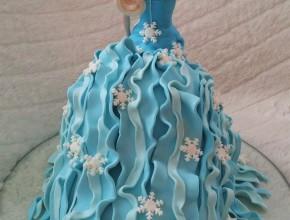 Rückenansicht Elsa
