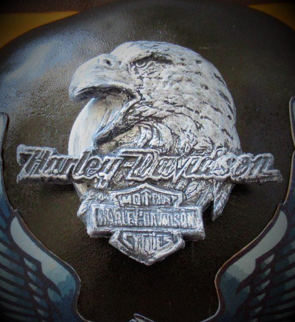 Harley-Davidson Torte - Tankdeckel