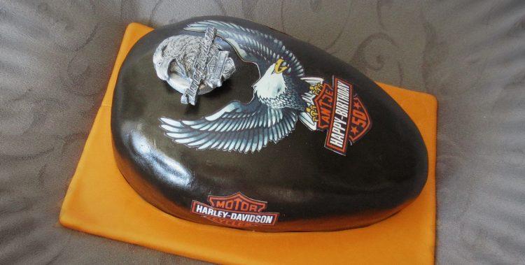 Harley-Davidson Torte