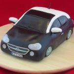 Opel ADAM-Torte